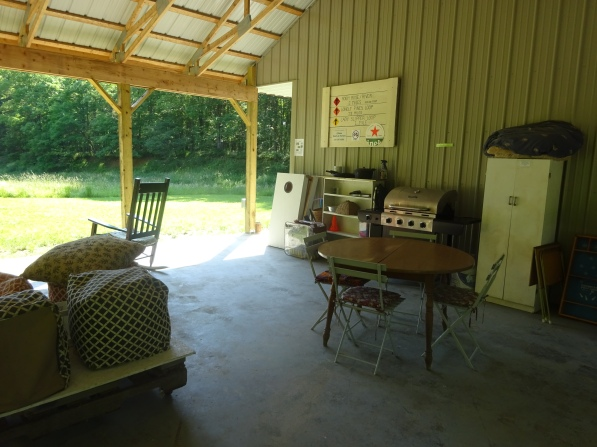 pavilion stuff